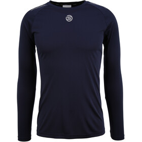 Skins Series-3 LS Top Men, navy blue